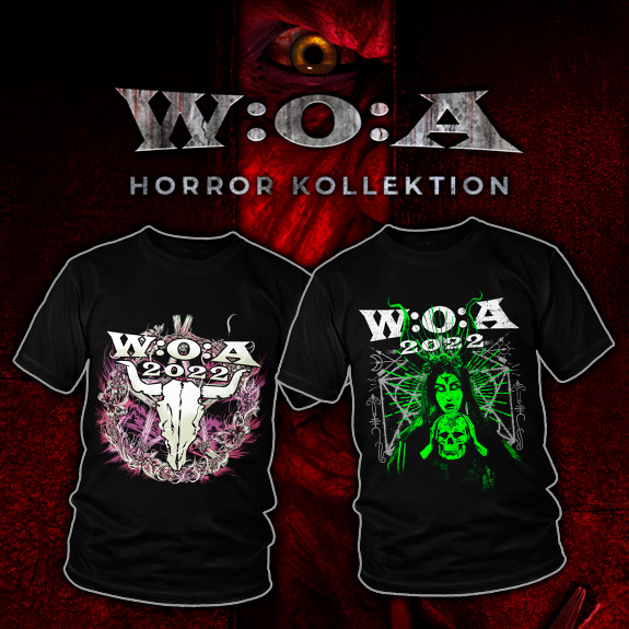 The new W:O:A collection!