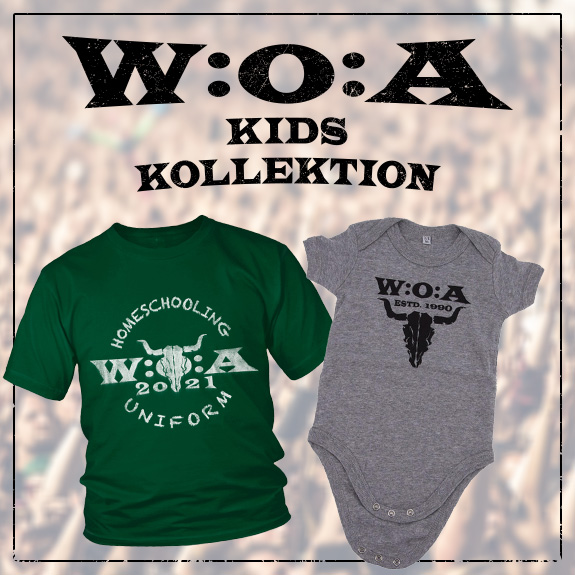 Merch for the little Metalheads!