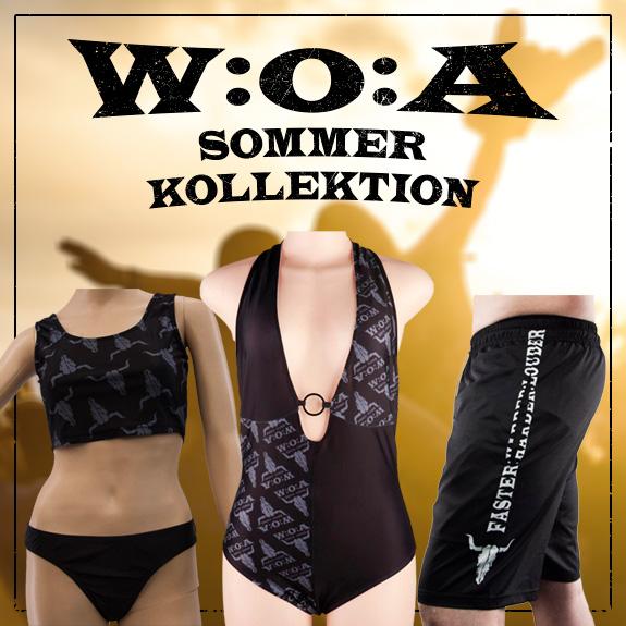 The W:O:A Summer Highlights